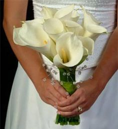 Image result for madonna lily bouquet