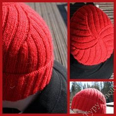 Posts about Neulottua/Knitted written by Typy Jacques Cousteau, Baby Knitting, Mittens, Knitted Hats, Knit Crochet, Knitting Patterns, Diy And Crafts, Creations, Beanie