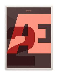 Playtype Æ2 Poster (50x70 cm)