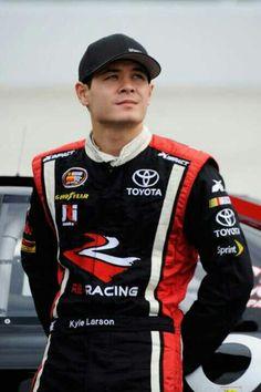 Kyle Larson. My new racing crush!