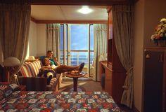 Disney Cruise Line Cabins | Stateroom Descriptions