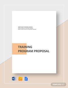 Simple Project Proposal Template - Word (DOC) | Google Docs | Apple (MAC) Apple (MAC) Pages | PDF | Template.net Project Proposal Example, Project Proposal Template, Proposal Templates, Writing A Business Proposal, Proposal Letter, Word Doc, Letter Size, Google Docs, Microsoft Word
