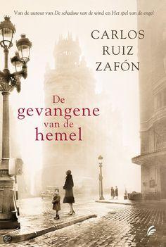 De gevangene van de hemel - Carlos Ruiz Zafón - The Prisoner of Heaven