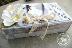 Versatile Paper Collections Are Gifts That Keep On Giving | Altered Fairy Box