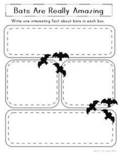 writing activities about bats Bats writing activities and other fun october writing crafts for kids octoberbats craft for science nonfiction writing a ton of other fun activities bats craft for writing that is no prep kids just color cut and glue october is one of my favorite months for fun holiday projects not going to lie, that is mostly because i love halloween crafts and learning about spiders and bats.