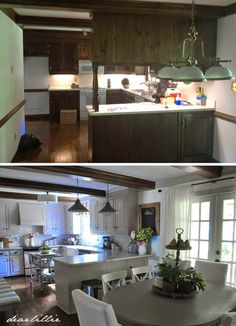 One Year Later... by Dear Lillie .... wow! what a difference! wonder if she would make a trip to my house...