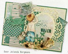 Jolanda Bergmans - Noor magazine nr 4 - Sea theme
