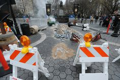 """Where's the darned dragons?  That was chief among questions by """"Game of Thrones"""" fans who woke up early Tuesday in hopes of spotting a promised dragon in Union Square, but who …"""