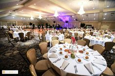 The Grand Ballroom is a magical setting for weddings and life's most special events!