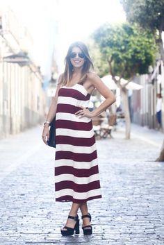 Traje de Bimba y Lola + zapatos de Marypaz en el último outfit de la bloguera de Gran Canaria Marta Ibrahim  ¡ Etiquétanos en tus looks en instagram y twitter con nuestros perfiles de @gruponumero1 !