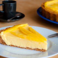 Pie de mango | Come en tu casa