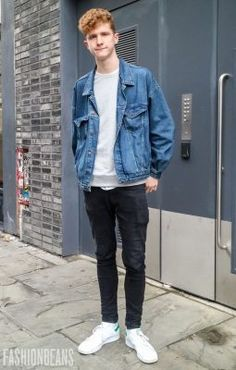 Joe, Photographed in London - Click Photo To See More