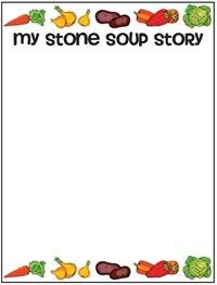 Stone Soup story telling.