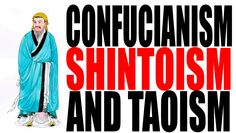 Confucianism, Shintoism, and Taoism. Mystery of History Volume 1, Lesson 65 #MOHI65