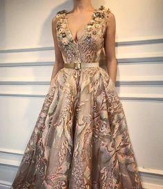 Velveteen Crush TMD Gown
