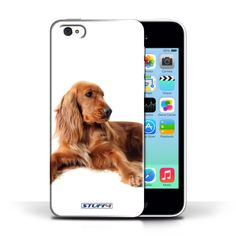 Designer Mobile Phone Case / Dog Breeds Collection / Cocker Spaniel #designer #case #cover #iphone #smartphone #dog #animal #spaniel