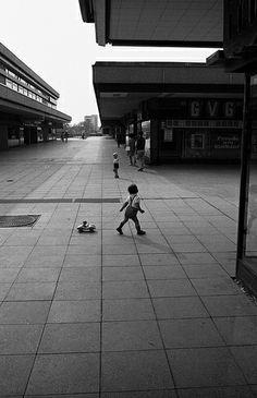 Berlin 1970 Neubau 0008