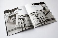 Forum Properties Brochure by Aleksander Blücher, via Behance