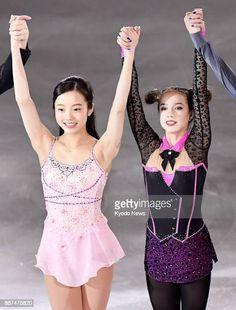 Figure Skating Outfits, Ice Skating Dresses, Kim Yuna, Honda, Alina Zagitova, Ice Girls, Medvedeva, Female Athletes, Sport Girl