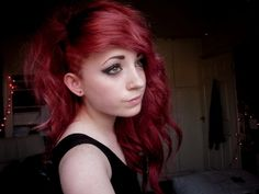 I wanna get my hair cut like this.  Am I brave enough?