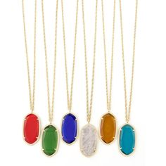 Kendra Scott Danielle Birthstone Necklace ($68) ❤ liked on Polyvore featuring jewelry, necklaces, chain pendants, birthstone pendants, pendant chain necklace, clear pendant necklace and pendants & necklaces