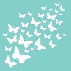 Las mariposas  siempre funcionan