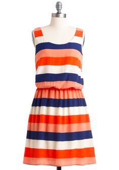 Down by the Sorbet dress at Modcloth.   Great summer dress!