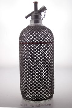 Sparklets New York Soda Siphon 1930