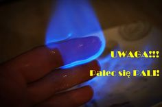 UWAGA!!! Palec się pali czyli wakacyjne piątki z eksperymentami | Kreatywnie w…