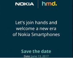 """If you had been waiting for the launch of Nokia smartphones in India, your time has come. HMD Global, the company behind the """"Nokia"""" brand has started sending out invites for June 13 event and confirmed that the Nokia Android-powered smartphones will be the center of attraction."""