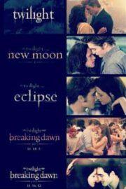 The Twilight Saga, All 5 movies :)