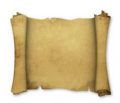 Fine Ancient Leather Scroll Background Psd Free Psd