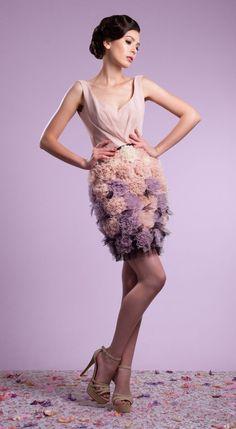 "Coctail Dress   Коктейльное платье ""АгАтА"""