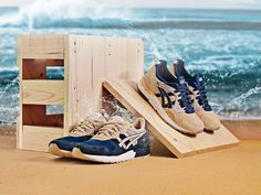 "Asics Gel Lyte ""Beach Pack"""