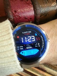 28 Best Android Wear Watch Faces images in 2017 | Android wear