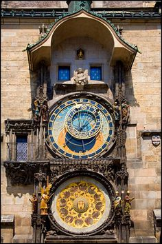 Astronomical clock prague - Ironically, if you wish to tell the time in the Old Town Square, it's easier to look at the clock above this, because this 1490 mechanical marvel is tricky to decipher. The clock's creator, Master Hanuš, was allegedly blinded so he could not duplicate the clock elsewhere, although this is undoubtedly a myth.