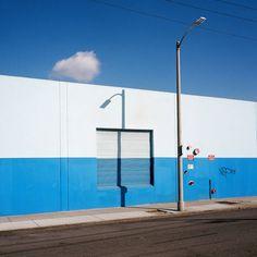 Minimalist Square Pictures of Los Angeles – Fubiz Media