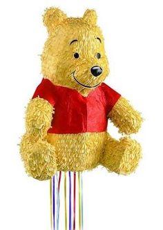 Resultado de imagen para como hacer una piñata de winnie pooh