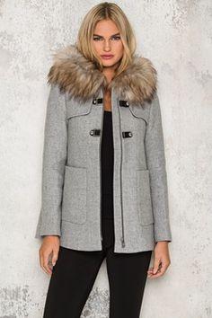 Köp Willow Coat - Grey hos Dennis Maglic 1799kr