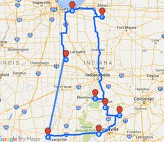 Take This Road Trip Through Indiana's Most Picturesque Small Towns For An…