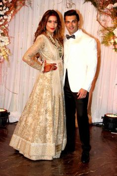 karan bipasha reception
