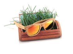 ECOLution is so green #bamboo #sunglasses #eyewear