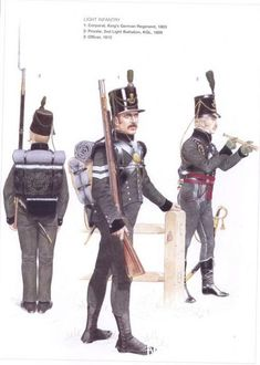 Napoleonic Military Paintings/Sketches/Uniform Plates - page 7 - Historical Discussion - Flying Squirrel Entertainment Royal Marines, Us Marines, Empire, Battle Of Waterloo, Flying Squirrel, War Of 1812, Army Uniform, Napoleonic Wars, American Soldiers
