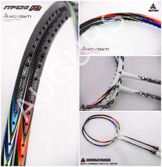 Good-Itachi 10(OEM/ODM 100%carbon firbe badminton rakcets/racquets ) manufacturer of badminton carbon fiber rackets/racquets