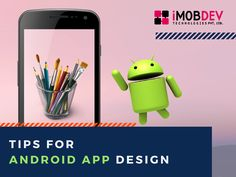 Tips for #Android #appdesign to get the best out of it