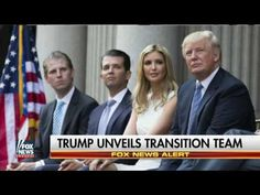 11-11-2016 Mike Pence REPLACES Chris Christie as Trumps transition team h...