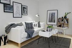 wohnzimmer teppich grau graue decke dekokissen bilder