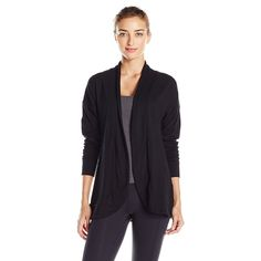 Last Minute Gifts Under $50 That Look Like You've Put More Thought Into Them Than You Have//#2 Danskin Women's Essential Open Front Cardigan #rankandstyle