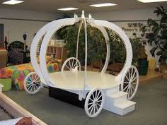 Image result for princess carriage table