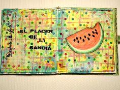 EL PLACER DE LA SANDIA --